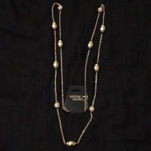 Spring Street Long necklace